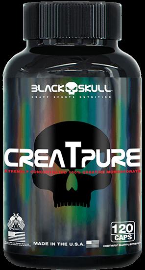 CREATPURE – 120 CAPS