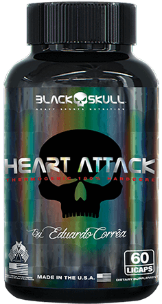HEART ATTACK – 60 LICAPS